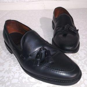 Allen Edmonds Black Grayson Loafer Sz 9.5